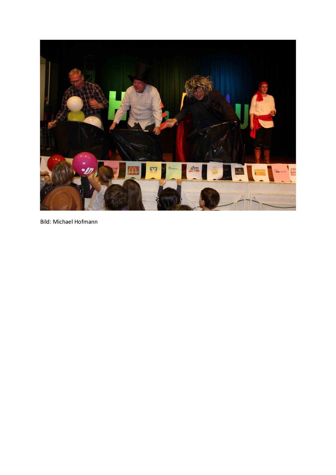 Fasching 2016 - Presseartikel 2