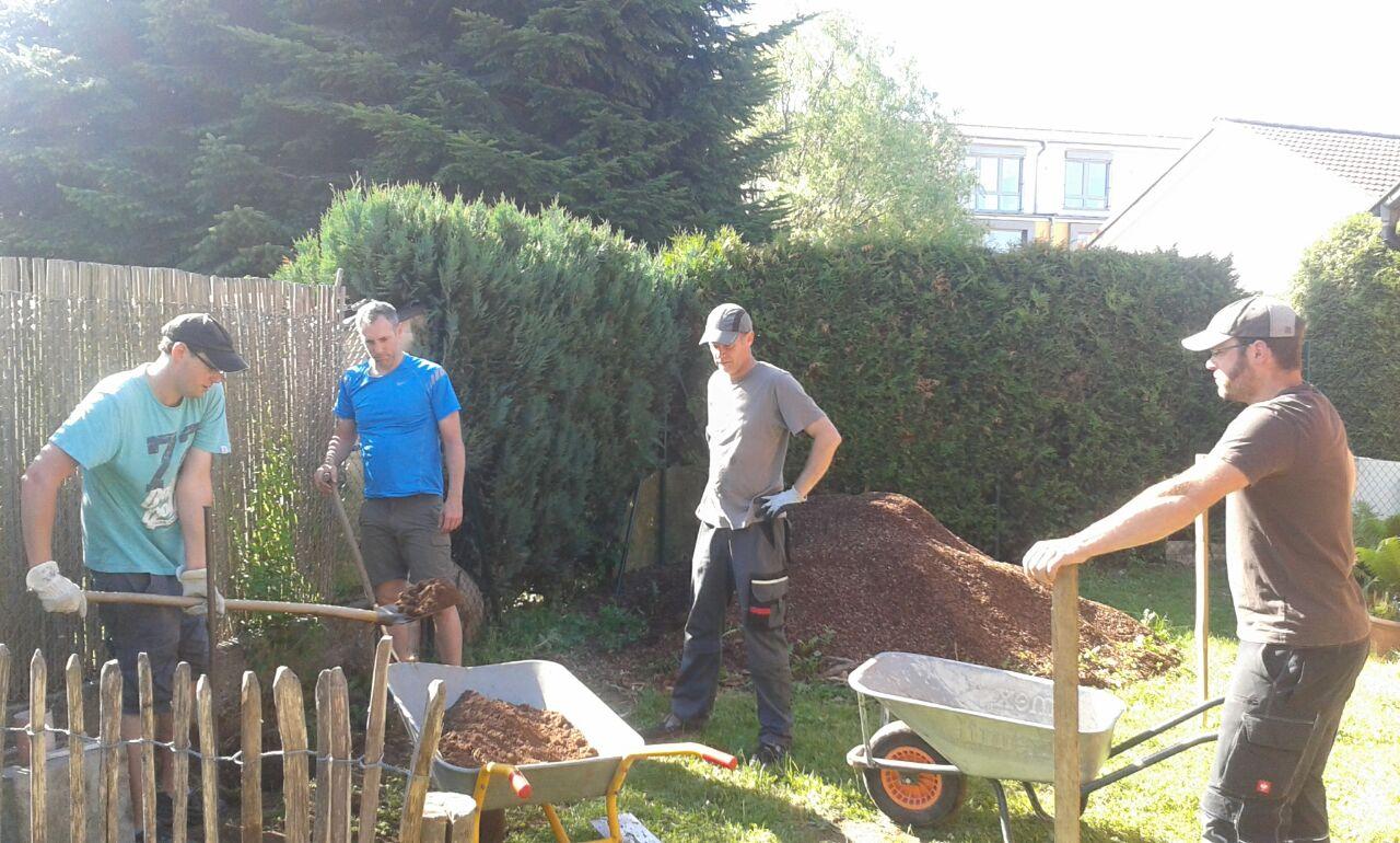 Gartenaktion 1